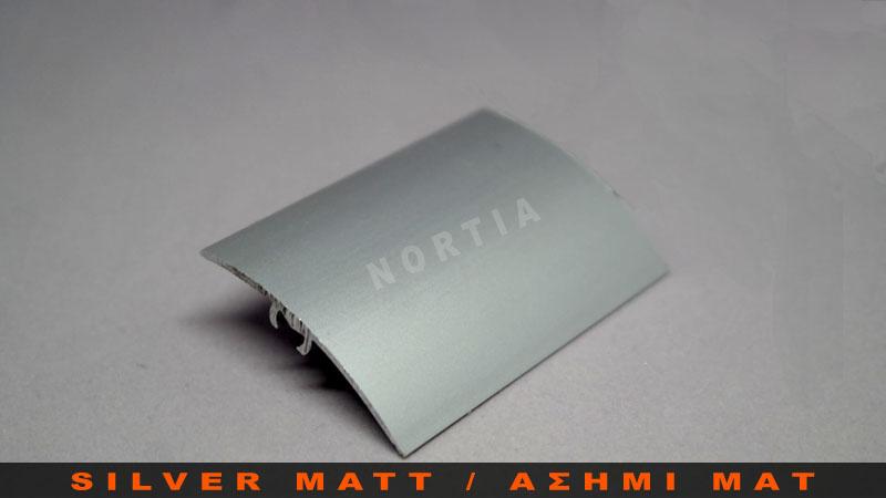 προφιλ πλακιδιων διαφορα υψους δαπεδων 10mm-ανισοπεδο κουρμπαριστο Nortia
