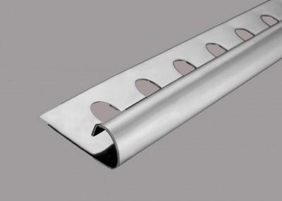 Αρμοκάλυπτρα πλακιδίων ανοξείδωτα από ανοξείδωτο χάλυβα