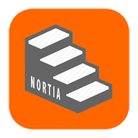 Αρμοκάλυπτρα σκαλοπατιών NORTIA